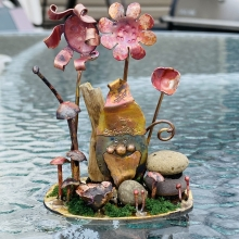 Garden Gnome Whimsy World, view 1